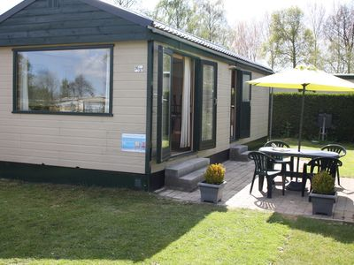 Photo for Net Chalet on a quiet recreation park in Zeeland