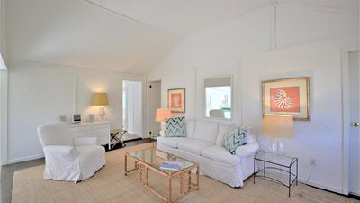 Photo for New Listing: Secluded & Elegant Guest Cottage Near Town & Beach w/ Pool & Outdoor Grill