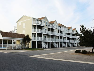 Photo for N. Bethany Luxury Townhome On Bay - Pool & 5 Minute Walk onto Our Beach