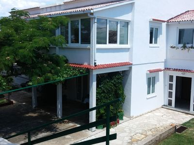 Photo for Scenic Apartment in Dalmatia with Lovely Garden