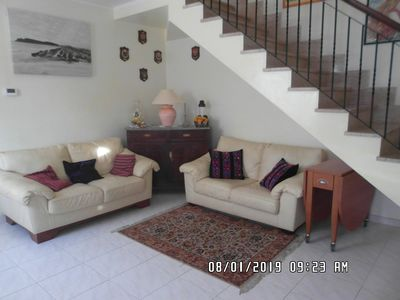 Photo for chalet on two levels with garden.