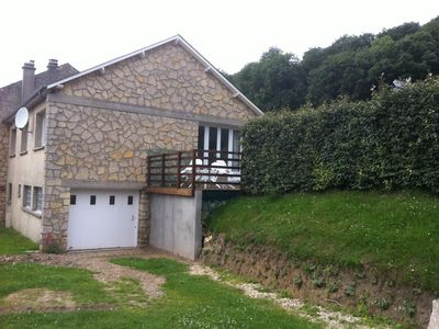 Photo for Family house in Veules-les-Roses