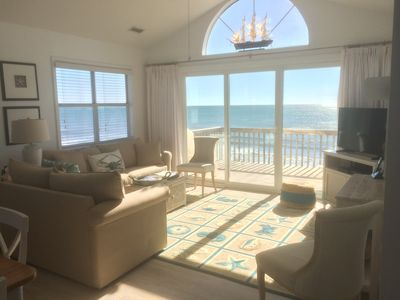 Photo for Oceanfront Beachfront Home w/ Amazing Views Of The Atlantic Ocean, Surf City, NC