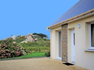 Photo for House 3* with WIFI beautiful environment in PLOUMANAC'H