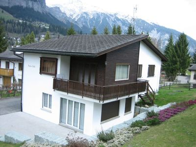 Photo for Apartment Basler Dybli in Flims - 2 persons, 1 bedrooms