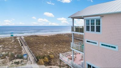 Photo for 6 BR / 5 BA OCEANFRONT home - new on rental market /low introductory prices
