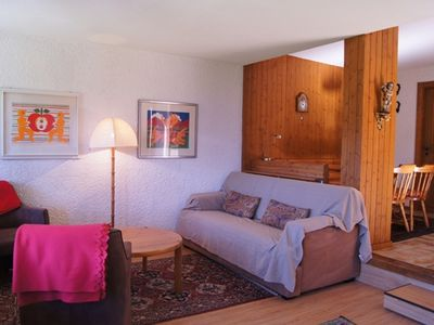 Photo for This nice one bedroom apartment is situated on the ground floor of a residence close to the sports c