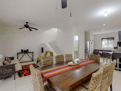 Photo for Family friendly house w/ plenty of space plus shared pools & a basketball court
