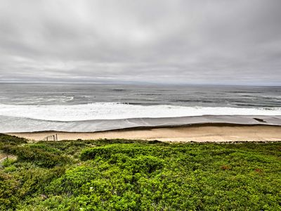 Photo for NEW! Oceanfront Lincoln City Condo- w/Pool & Sauna