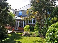 Lovely spacious property for family get together