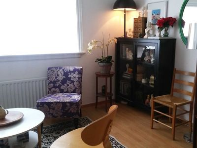 Photo for Nice apartment in a quiet neighborhood and only 100 meter from Hallgrimskirkja.