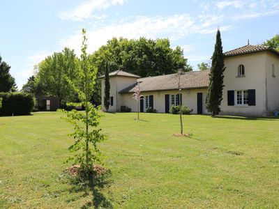Photo for FAMILY HOUSE - POOL - LARGE LOT - SAINT SELVE - NEAR THE BREDE