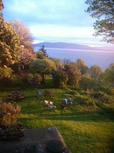 Photo for View of Bellingham Bay with private entry, fire pit, and heritage accomodations