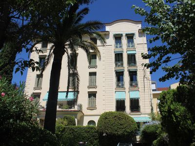 Photo for Cannes, spacious and bright apartment, 140m2 3 bedrooms, near the center