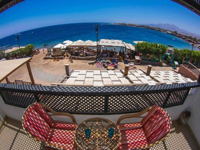 Photo for Small Sea View Studio Dahab - Sleeps 2