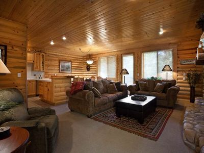 Photo for Common Heated Pool and hot tub and Walk across street to Ski Access.