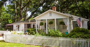 Historic District, Beaufort, SC, USA