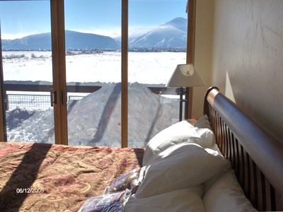 Photo for Spacious and Quite with Awesome Views Ski Townhome