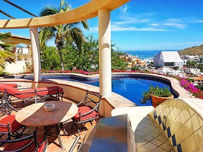 Photo for Casa Bahia - Walking Distance to Marina & Downtown - Private Villa in Pedregal