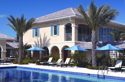 Villa 503 2nd Floor, 1 Bedroom, 1 Bathroom Pool/Garden Villa (sleeps 2-3)