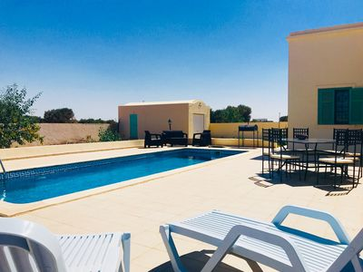 Photo for Dar Yasmine Arkou Aghir High Standing Villa 3 suites 6 pers with private pool