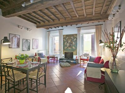 Photo for Apartment Felix, in Rome center, with 2 bedrooms, it can host 6 people.