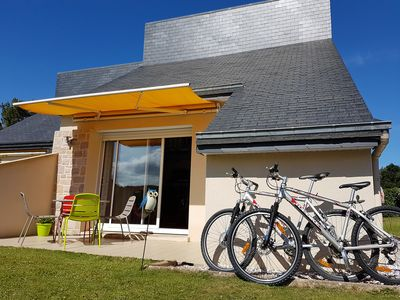 Photo for ERQUY Brittany north, cottage classified 3 * from 2 to 6 people 1800m from the GR34 + WIFI