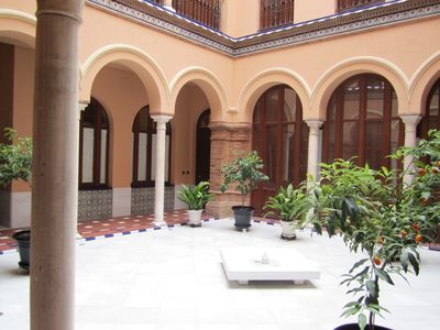 Photo for Luxury Apartment 120m2 at Seville Historical City Centre.