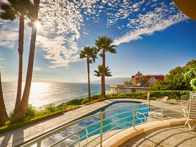 Photo for Malibu spectacular Ocean View & beach Mansion