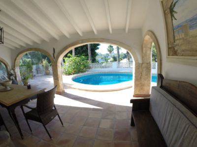 Photo for 2BR Villa Vacation Rental in Jávea, Comunidad Valenciana