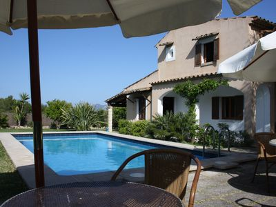 Photo for Beautiful And Quiet Villa With Pool And Nice Views