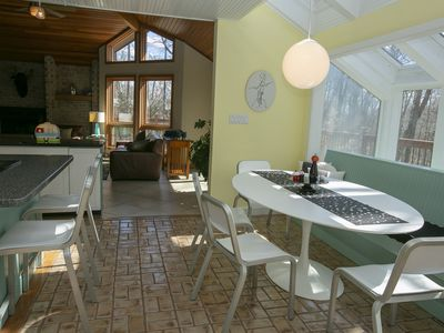 Photo for Large private home with heated pool and hot tub. 20 minutes to downtown!