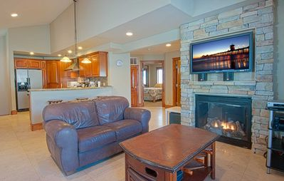 Photo for Location, location, location...and 2 balconies? This upper unit has it all!
