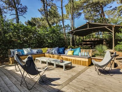 Photo for 5BR House Vacation Rental in Lège-Cap-Ferret, Gironde
