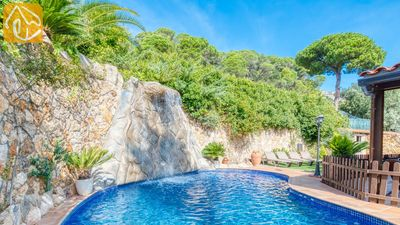 Photo for Lloret de Mar Villa, Sleeps 10 with Pool, Air Con and WiFi