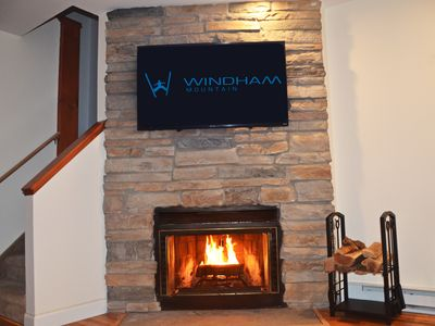 Photo for Windham Mountain Escape - best location! Wi-Fi!