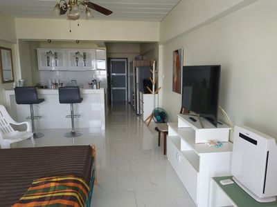 Photo for Near Big C,Sea view,swimming pool,King bed room