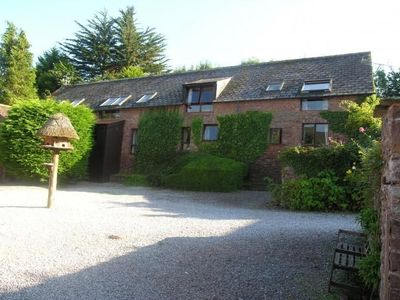 Photo for Country apartment sleeps 2 near Dunster