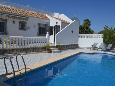 Photo for Detached Villa with private pool for a great family holiday or getaway