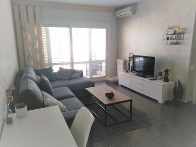 Photo for La Lluna-Central apartment 4 pax with parking F21177