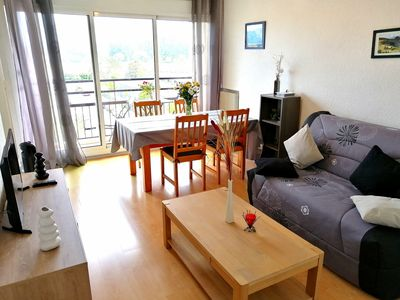 Photo for Beautiful T2 apartment, spacious and bright