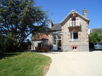 Photo for Charming holiday home with large garden near the beaches.
