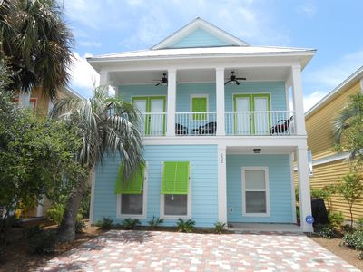 Photo for The Sandbar, Beautiful Home In The Villages Of Crystal Beach