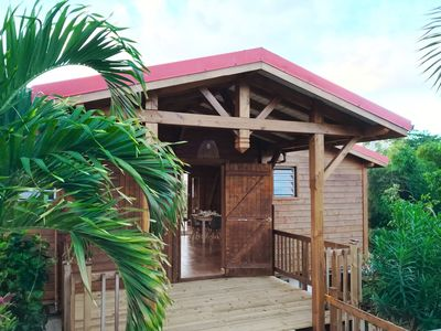 Photo for Bamboo Canyon Villa - Large F2 with Air Conditioning