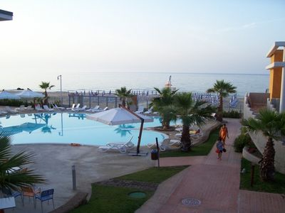 Photo for RESIDENCE LE DUNE DEL CARDO- Apartment 1 for 4 people with disabled access
