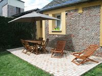 A charming, quiet little gite near Lisieux town centre and station
