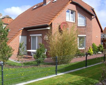 Photo for Exclusive semi-detached house in a quiet location of Norddeich