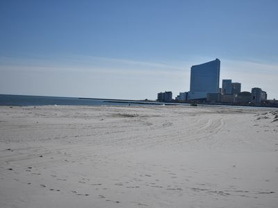 Photo for Beach Block Perfect  Townhouse -Best Beach And Close To  Atlantic City