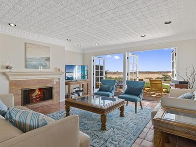 Photo for Casually Elegant Two-Story Oceanfront Home at Peninsula Point Gateway!