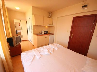 Photo for Holiday apartment Sunny Beach for 1 - 2 persons - Apartment in a holiday resort